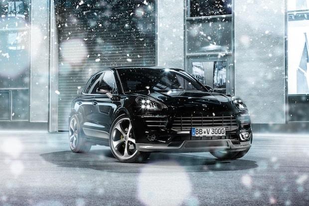 Photo of TECHART Winter Kompletträder für Porsche Macan Modelle