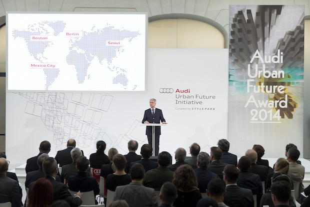 "Photo of Audi stellt ""Urbane Agenda"" vor"