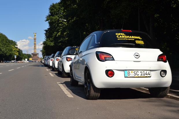 Photo of Carsharing-Fahrzeuge bequem per App buchen