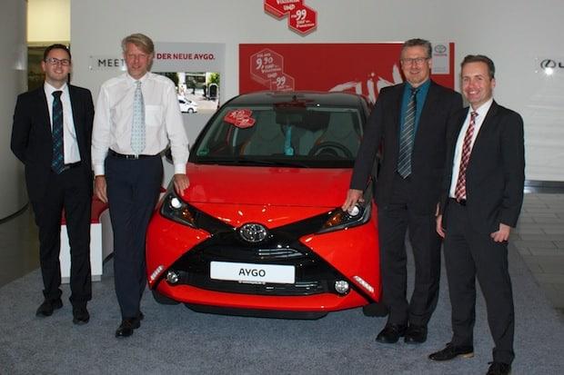 Photo of Toyota und TYSYS intensivieren Zusammenarbeit