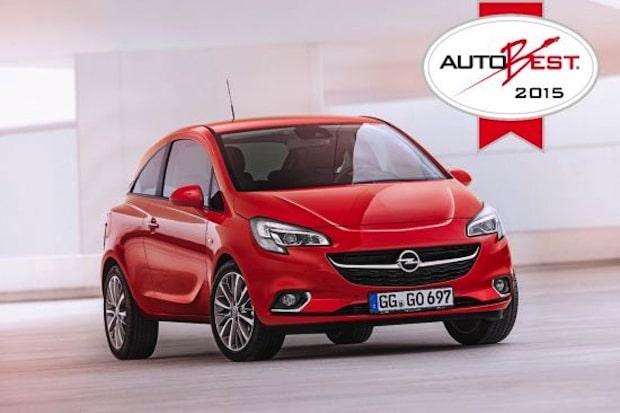 Photo of Opel Corsa gewinnt Auszeichnung AUTOBEST 2015