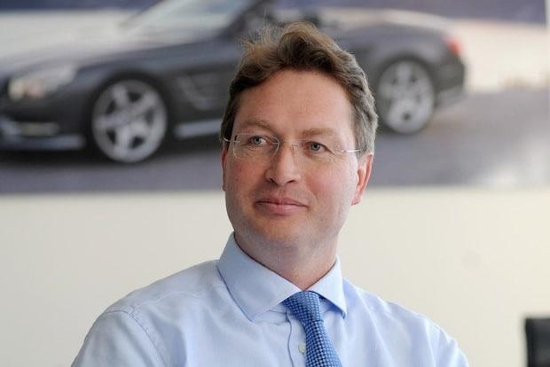 Photo of Aufsichtsrat beruft Ola Källenius in den Vorstand