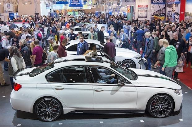 Photo of 352.000 PS-Fans pilgern zur Essen Motor Show