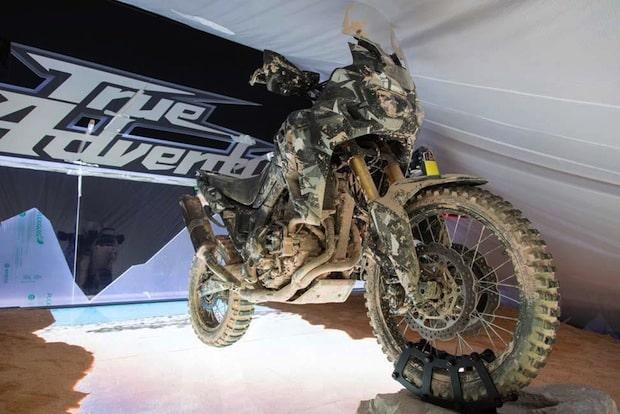 Photo of Webseite informiert über den Honda Prototypen