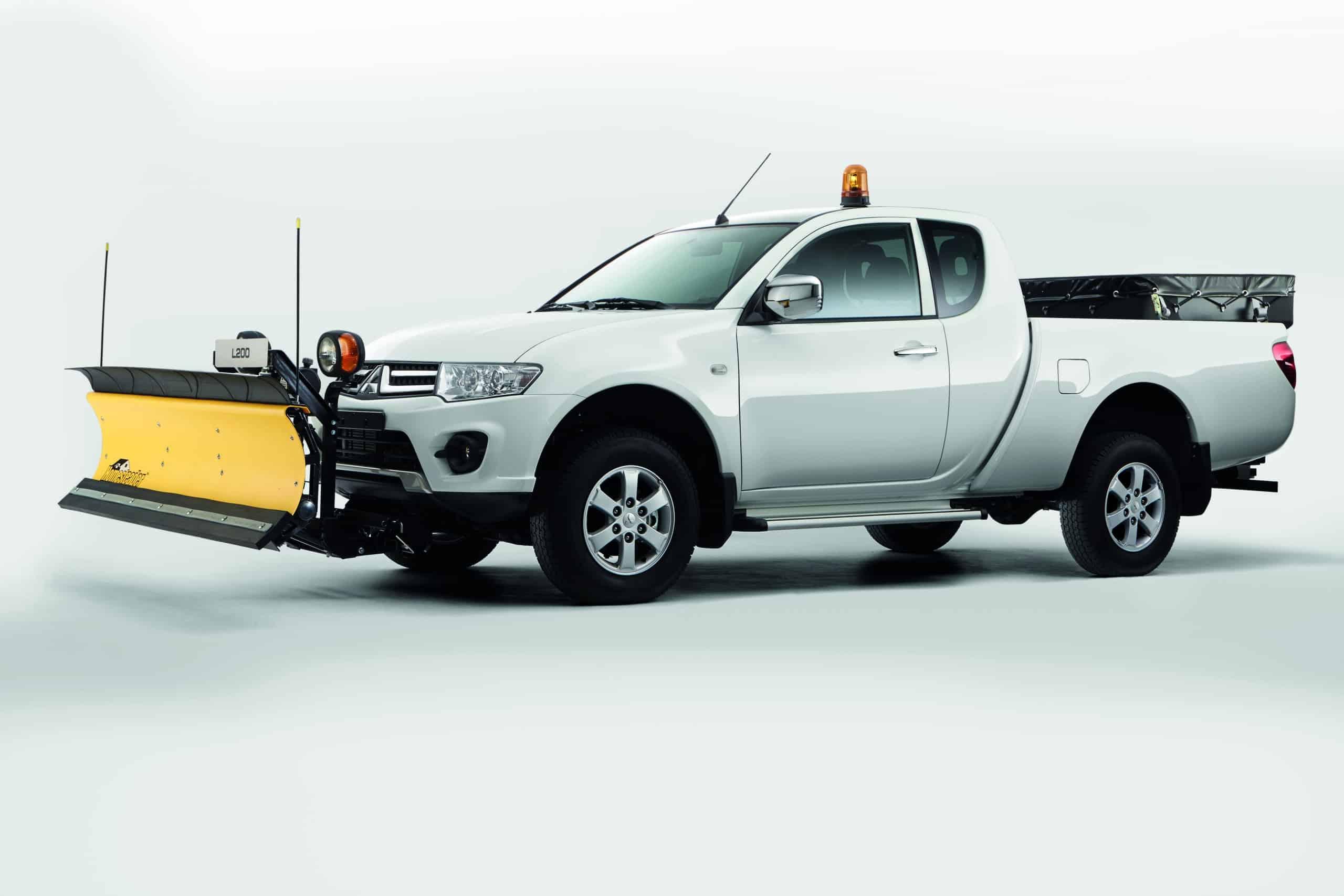 Photo of L200 Pick-up Aufbauten für Winterdienst und Gewerbeeinsatz