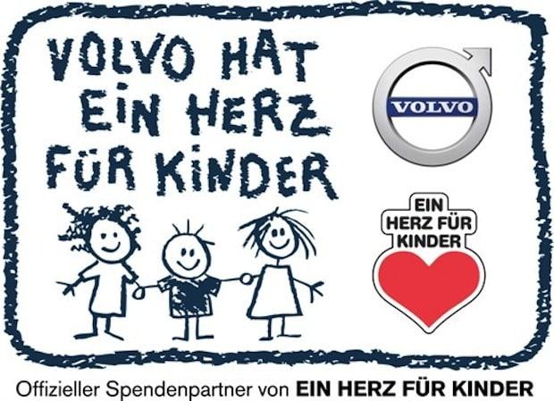 Photo of Volvo hat ein Herz für Kinder