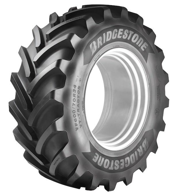 Photo of Bridgestone VT-TRACTOR Premium-Reifen