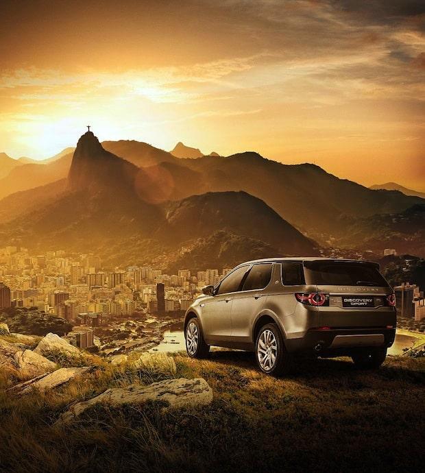 Photo of Jaguar Land Rover in Brasilien