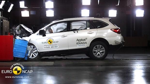 Photo of Neuer Subaru Outback erhält fünf Euro-NCAP