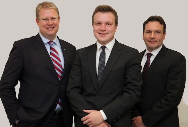 Photo of Wechsel im Führungstrio von TÜV SÜD
