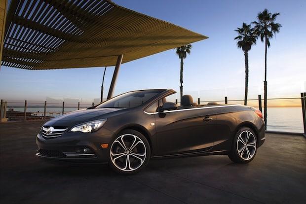 Photo of Buick Cascada