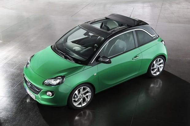 Photo of Neue Opel ADAM-Modelle