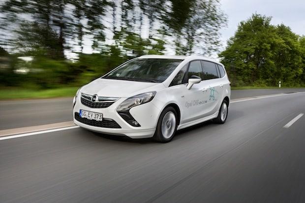 Photo of Opel Zafira Tourer ist erneut der umweltfreundlichste Van