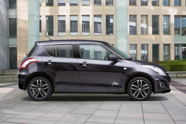 "Photo of Suzuki präsentiert neues Swift Sondermodell ""X-TRA"""