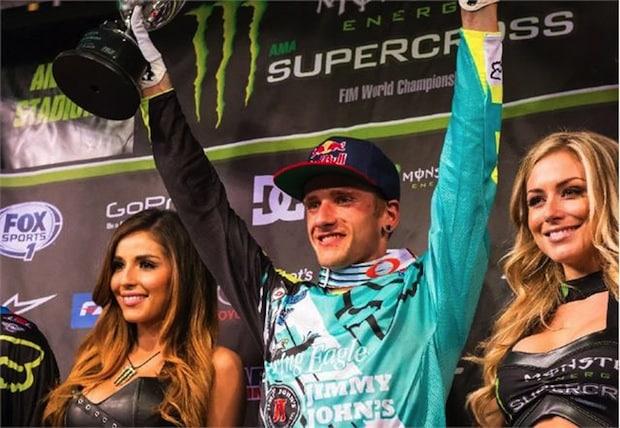 Photo of Zweiter Sieg für Ken Roczen