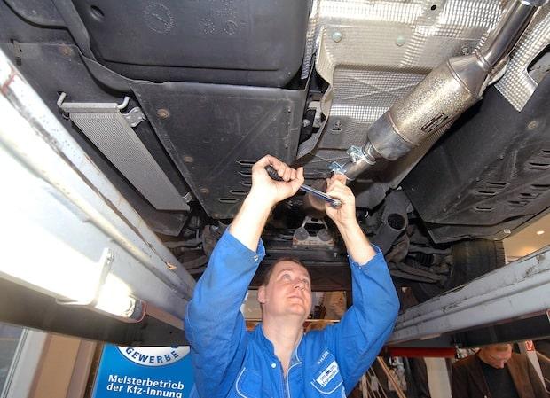 Photo of Ab Februar 260 Euro für Dieselpartikelfilter