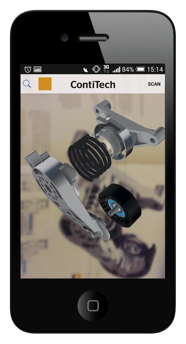 Photo of ContiTech veröffentlicht neue App für den Kfz-Ersatzmarkt