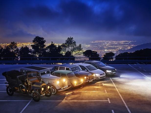 Photo of Philips Fahrzeugbeleuchtung – 100 Jahre Sicherheit und Komfort für den Autofahrer