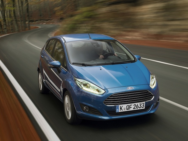 Photo of Zum dritten Mal in Folge: Ford Fiesta Europas meistverkaufter Kleinwagen in 2014