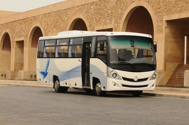 Photo of Daimler Buses liefert erste Busfahrgestelle aus Indien