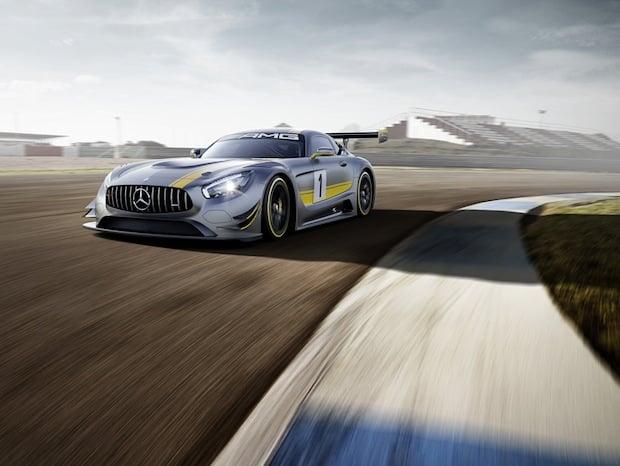Photo of Alles auf Angriff: der neue Mercedes-AMG GT3