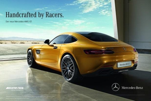 Photo of Vorhang auf für den Mercedes-AMG GT