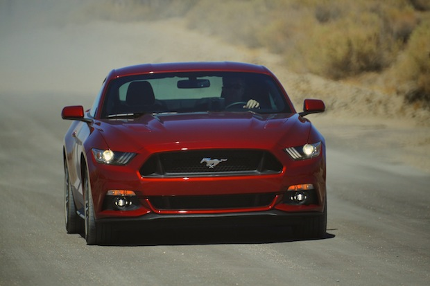 Photo of Neuer Ford Mustang