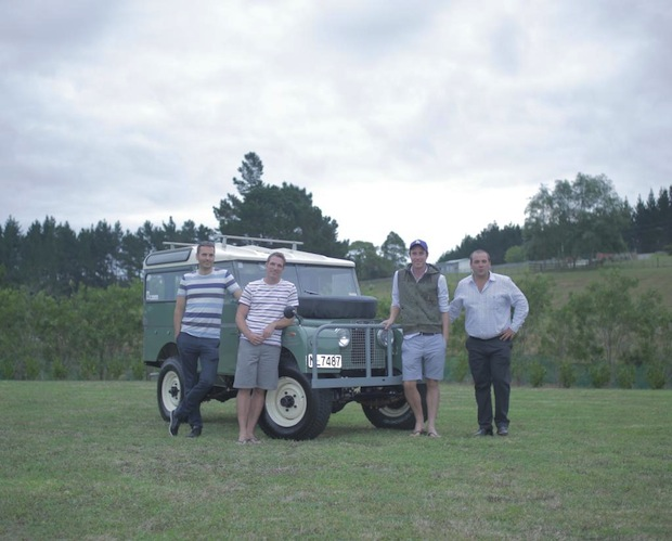 Photo of Land Rover New Zealand startet Geheimoperation