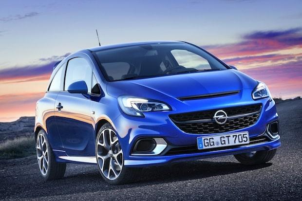 Photo of Opel OnStar, KARL, Corsa OPC