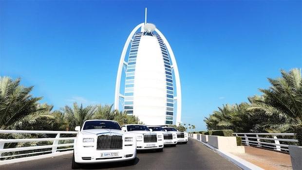 "Photo of ""Emily"" wohnt im Burj Al Arab Jumeirah"