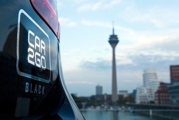 Photo of car2go black jetzt auch in Düsseldorf