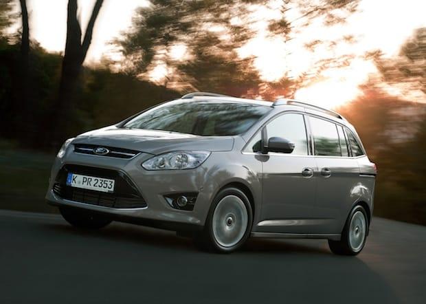 """Photo of Ford C-MAX Sieger beim """"DEKRA Gebrauchtwagenreport"""" in der Kategorie """"Vans"""""""