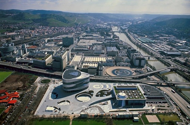 Photo of Mercedes-Benz Werk Untertürkheim wird Hightech-Standort