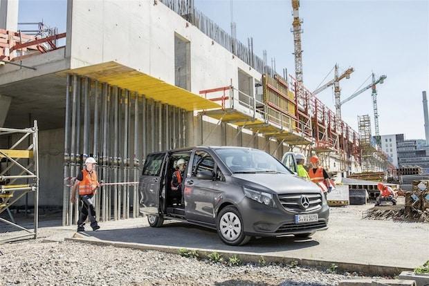 Photo of Mercedes-Benz Vans verbucht Rekordjahr 2014