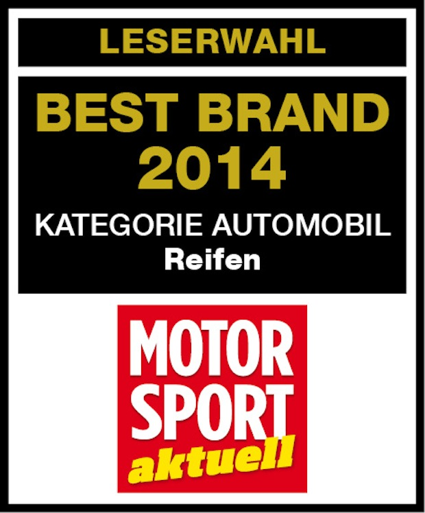 "Photo of MICHELIN holt Doppelsieg bei ""Best Brand 2014″"