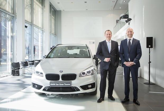 Photo of BMW Marktführer im Niederlassungsbereich Frankfurt