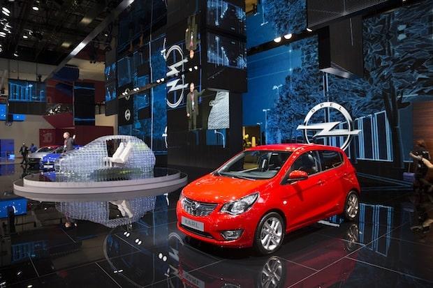 Photo of Bühne frei für OnStar und die Kleinwagen-Stars von Opel