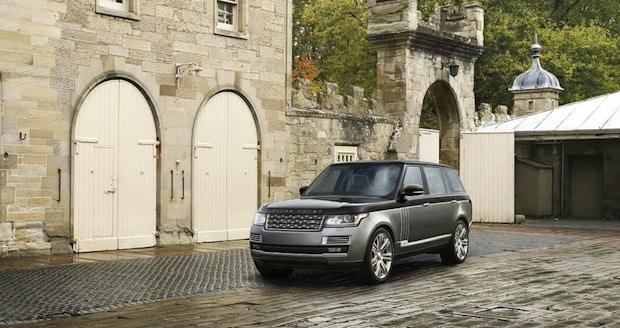 Photo of Der neue Range Rover SVAutobiography