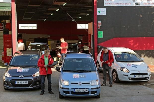 Photo of GTÜ-Mietwagencheck auf Mallorca