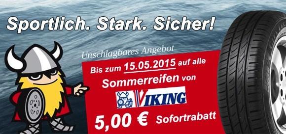 Photo of Delticom: Viking(er) läuten den Frühling auf Autoreifenonline.de ein