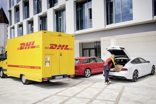 Photo of Audi liefert mit DHL und Amazon das Komfort-Paket