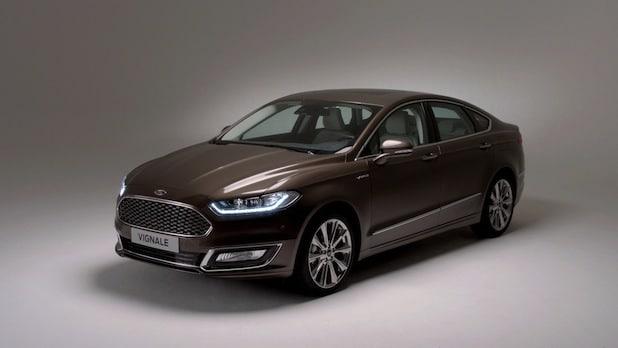 Photo of Serienversion des Ford Vignale Mondeo ab Mai bestellbar