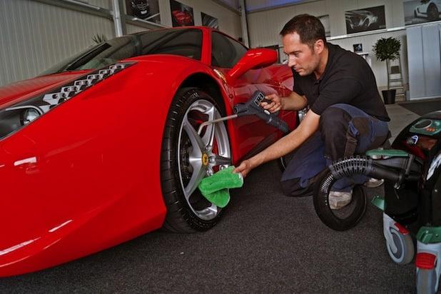 Photo of Wenn der Blue Evolution den Ferrari strahlen lässt