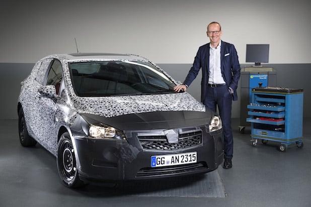 Photo of Opel Group-Chef Dr. Neumann kündigt den brandneuen Astra an