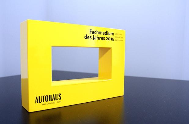 """Photo of Deutsche Fachpresse: Autohaus.de ist die """"Beste Website 2015"""""""