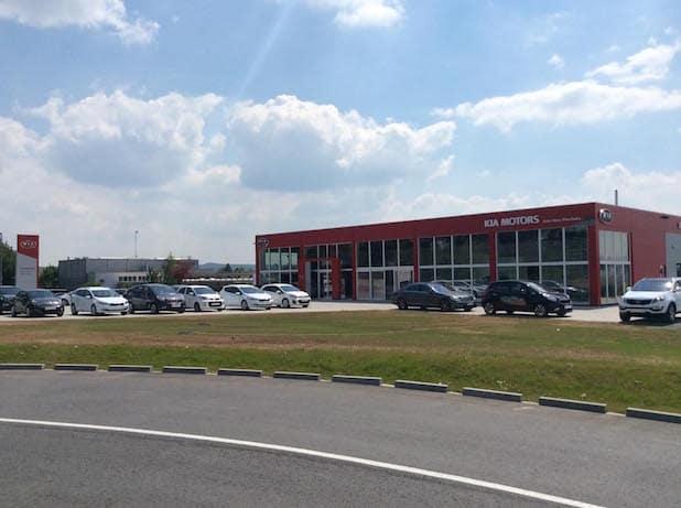 Photo of Auto-Dom Pforzheim: Größtes und modernstes Kia-Autohaus der Region eröffnet