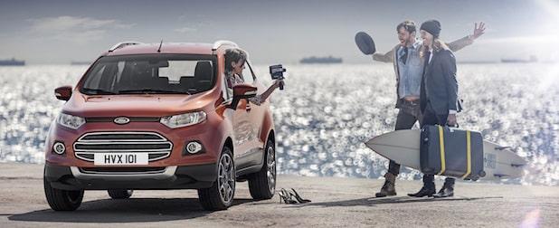 Photo of Erneute Auszeichnung für den Ford EcoSport
