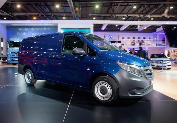 Photo of Mercedes-Benz Vans stellt neuen mittelgroßen Transporter Vito in Argentinien vor