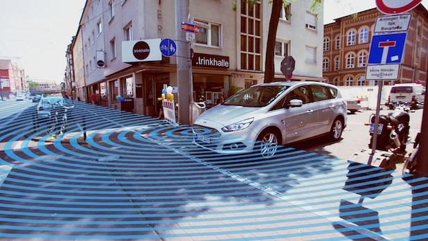 Photo of Autos, die um Ecken schauen: Ford startet Kamera-Technologie zur Vermeidung von Zusammenstößen