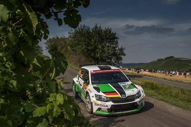 Photo of Sieg-Hattrick für den SKODA Fabia R5 in der Rallye-WM – Kreim landet auf Platz acht
